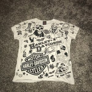 Harley Davidson men's t shirt